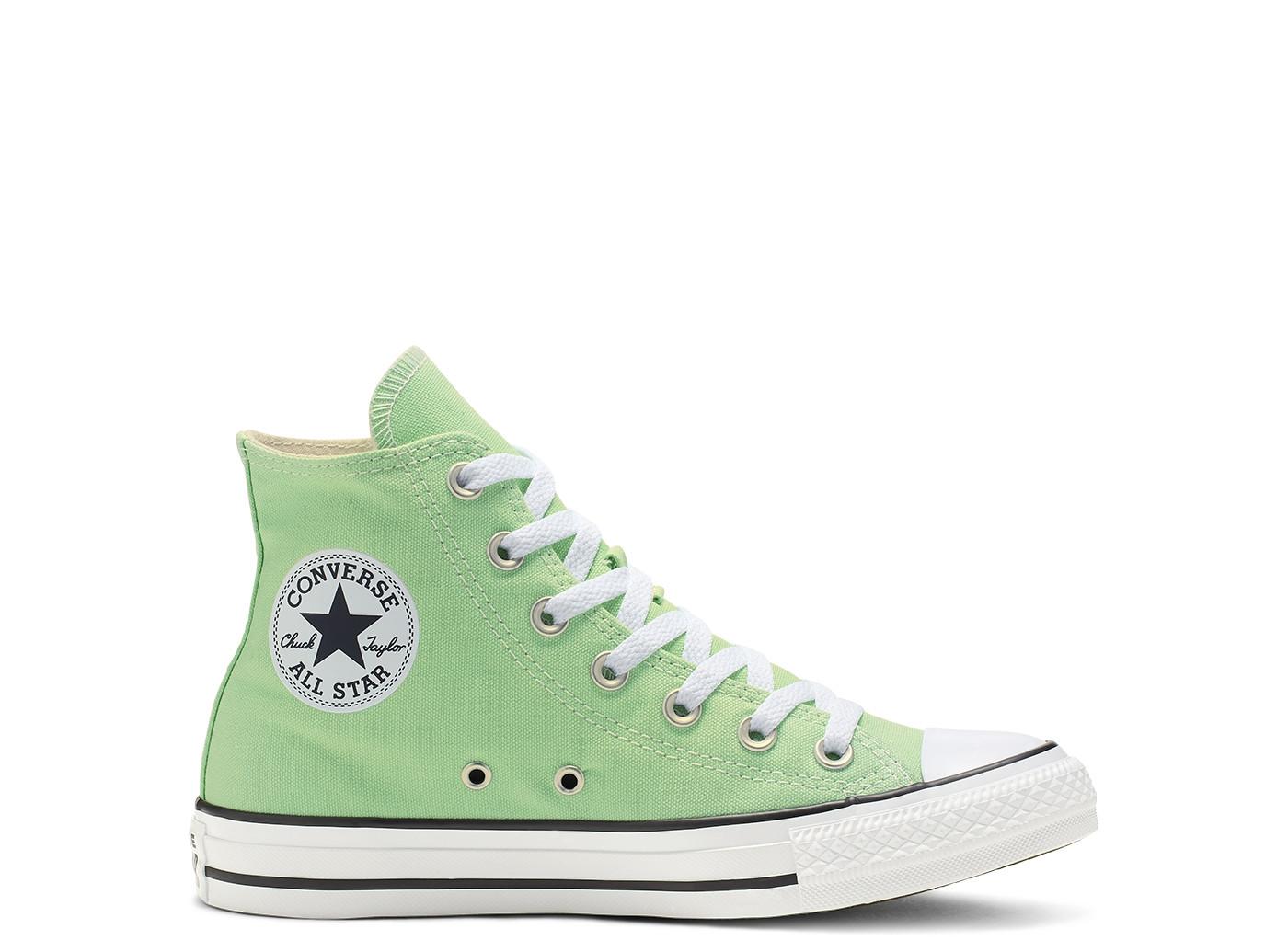 all star converse vert