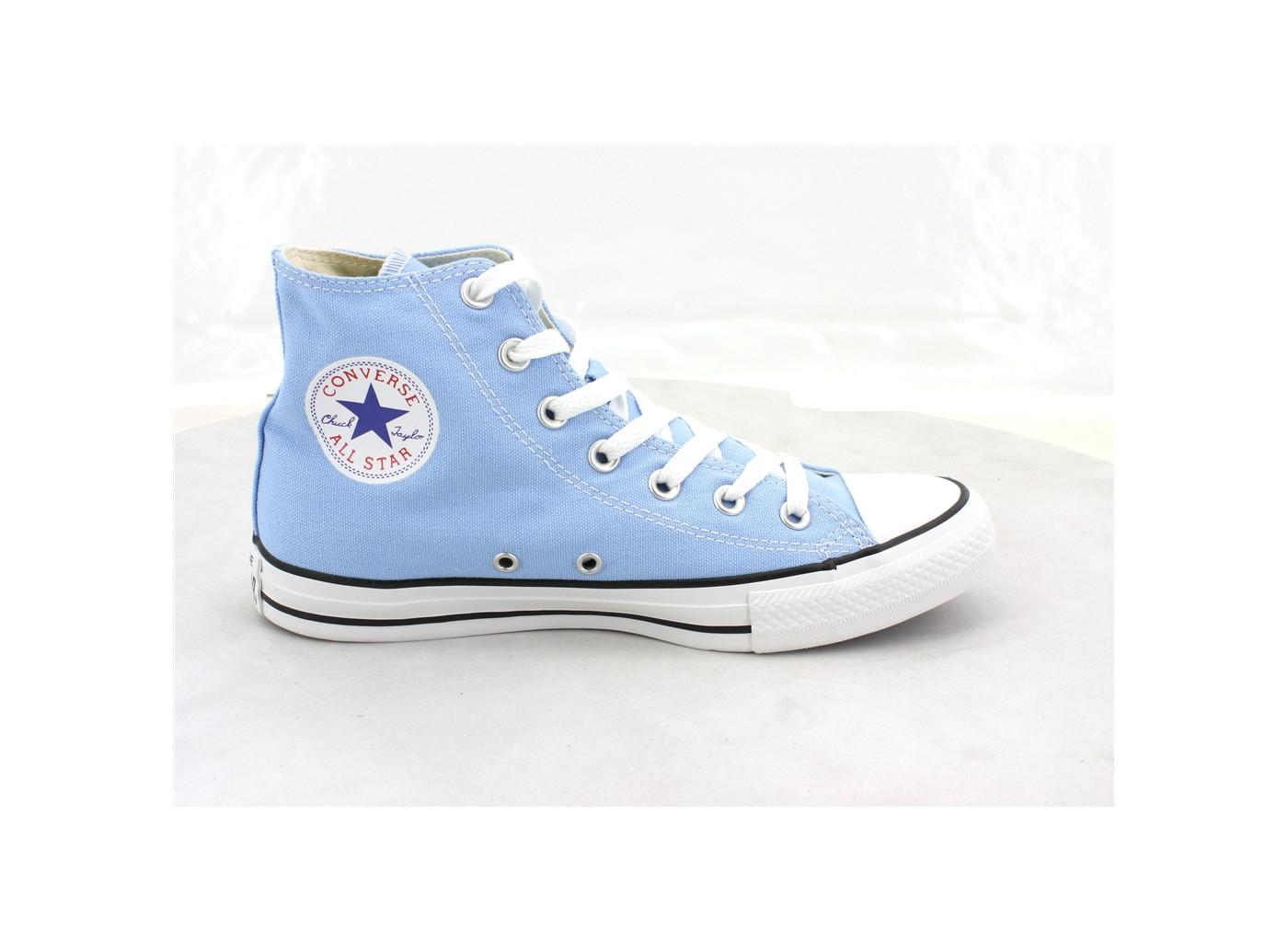 converse bleue