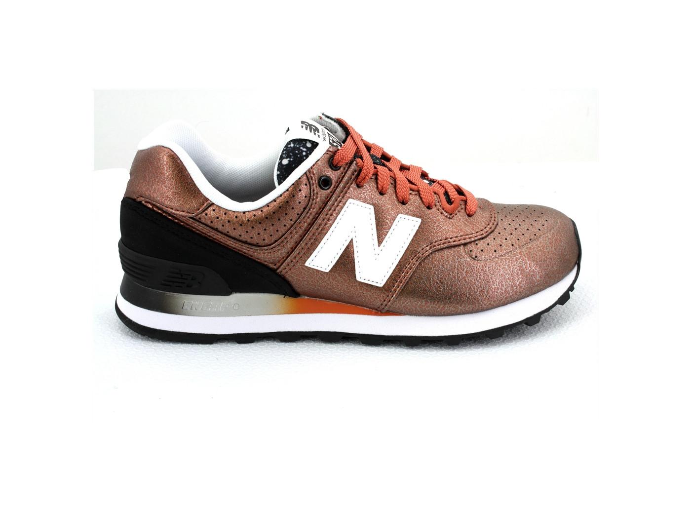 new balance 574 bronze