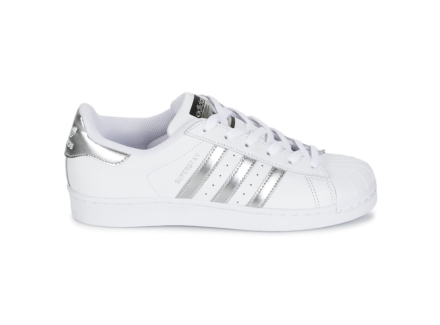adidas Superstar Foundation AQ3091, Basket: – Style